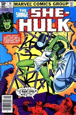 She hulk comic book value
