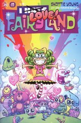 Image Comics's I Hate Fairyland Issue # 15