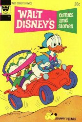 Gold Key's Walt Disney's Comics and Stories Issue # 397whitman