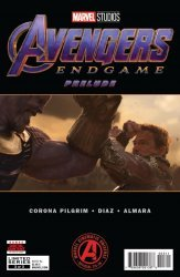 Marvel Comics's Marvel's Avengers: Endgame Prelude  Issue # 3