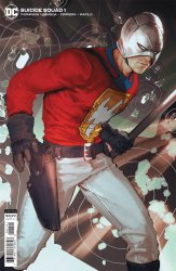 DC Comics's Suicide Squad Issue # 1b