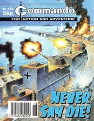 D.C. Thomson & Co.'s Commando: For Action and Adventure Issue # 3028