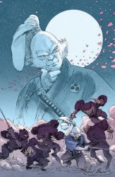 IDW Publishing's Usagi Yojimbo Issue # 1legends