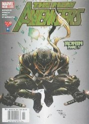 Marvel Comics's New Avengers Issue # 11b