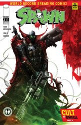 Image Comics's Spawn Issue # 311