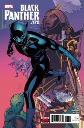Marvel Comics's Black Panther Issue # 172