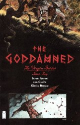 Image Comics's The Goddamned: The Virgin Brides Issue # 2