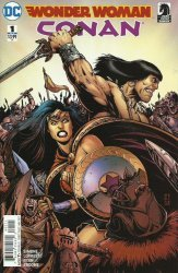 DC Comics's Wonder Woman/Conan Issue # 1