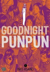 Viz Media's Goodnight Punpun Soft Cover # 3