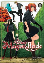 Seven Seas Entertainment's The Ancient Magus Bride Soft Cover # 11