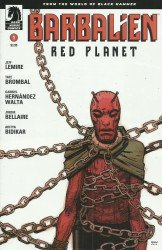 Dark Horse Comics's Barbalien: Red Planet Issue # 1
