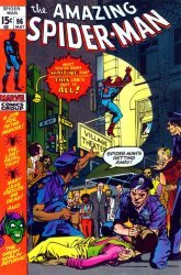 Marvel Comics's The Amazing Spider-Man Issue # 96