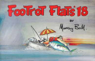 Orin Books's FooTrot Flats Soft Cover # 18