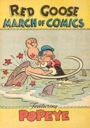 Western Printing Co.'s March of Comics Issue # 52d