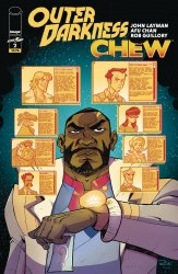Image Comics's Outer Darkness / Chew Issue # 2b