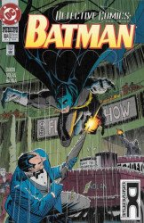 DC Comics's Detective Comics Issue # 684b
