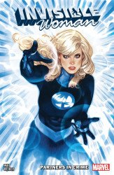 Marvel Comics's Invisible Woman TPB # 1