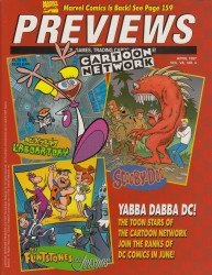 Diamond Comics Distribution's Previews Issue # 103