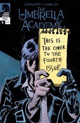 Dark Horse Comics's The Umbrella Academy: Dallas Issue # 4