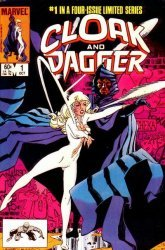 Marvel Comics's Cloak and Dagger Issue # 1