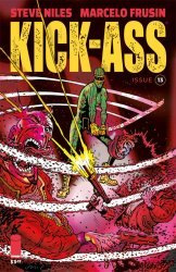 Image Comics's Kick-Ass Issue # 13c