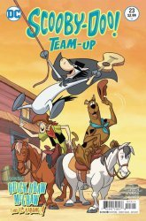 DC Comics's Scooby-Doo Team-Up Issue # 23
