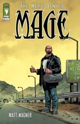 Image Comics's Mage: The Hero Denied Issue # 3