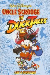 BOOM! Studios's Uncle Scrooge in DuckTales: Like a Hurricane TPB # 1