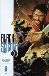 Image's Black Science Issue # 10