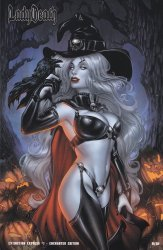 Coffin Comics's Lady Death: Extinction Express Issue # 1n