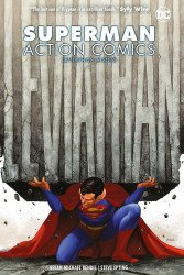 DC Comics's Superman: Action Comics Hard Cover # 2