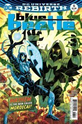 DC Comics's Blue Beetle Issue # 6