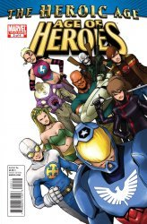 Marvel Comics's Age of Heroes Issue # 2