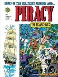 Dark Horse Comics's EC Archives: Piracy Hard Cover # 1