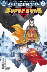 DC Comics's Super Sons Issue # 5b