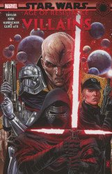 Marvel Comics's Star Wars: Age Of Resistance - Villains TPB # 1