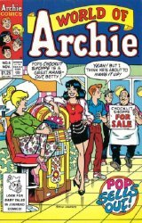 Archie's World of Archie Issue # 6