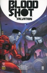 Valiant Entertainment's Bloodshot: Salvation Issue # 11d