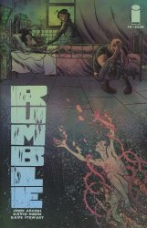 Image Comics's Rumble Issue # 4