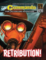 D.C. Thomson & Co.'s Commando: For Action and Adventure Issue # 5341
