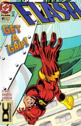 DC Comics's Flash Issue # 91b