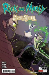 Oni Press's Rick and Morty: Ever After Issue # 4