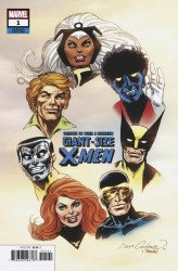 Marvel Comics's Giant-Size X-Men Tribute Giant Size # 1d