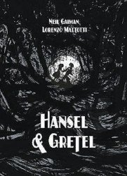 Toon Books's Hansel & Gretel Hard Cover # 1