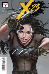 Marvel Comics's X-23 Issue # 6