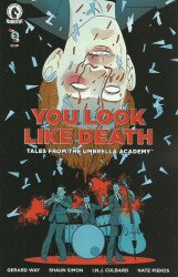 Dark Horse Comics's You Look Like Death: Tales from the Umbrella Academy Issue # 5b