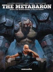 Humanoids Publishing's The Metabaron Hard Cover # 1