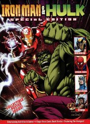 Marvel Comics's Iron Man & Hulk: Special Edition Issue # 1