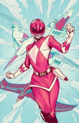 BOOM! Studios's Mighty Morphin Power Rangers: Pink Issue # 4c