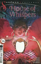 DC Black Label's House of Whispers Issue # 16